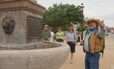 Chisholm Trail Coalition Historic Downtown Walking Tour