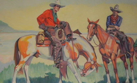 Garfield County Courthouse Murals