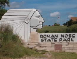 Roman Nose State Park & Lodge